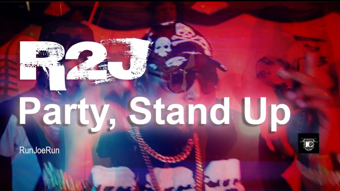 Reggaton Mixed with Dance Music, Party Stand Up by RunJoeRun R2J