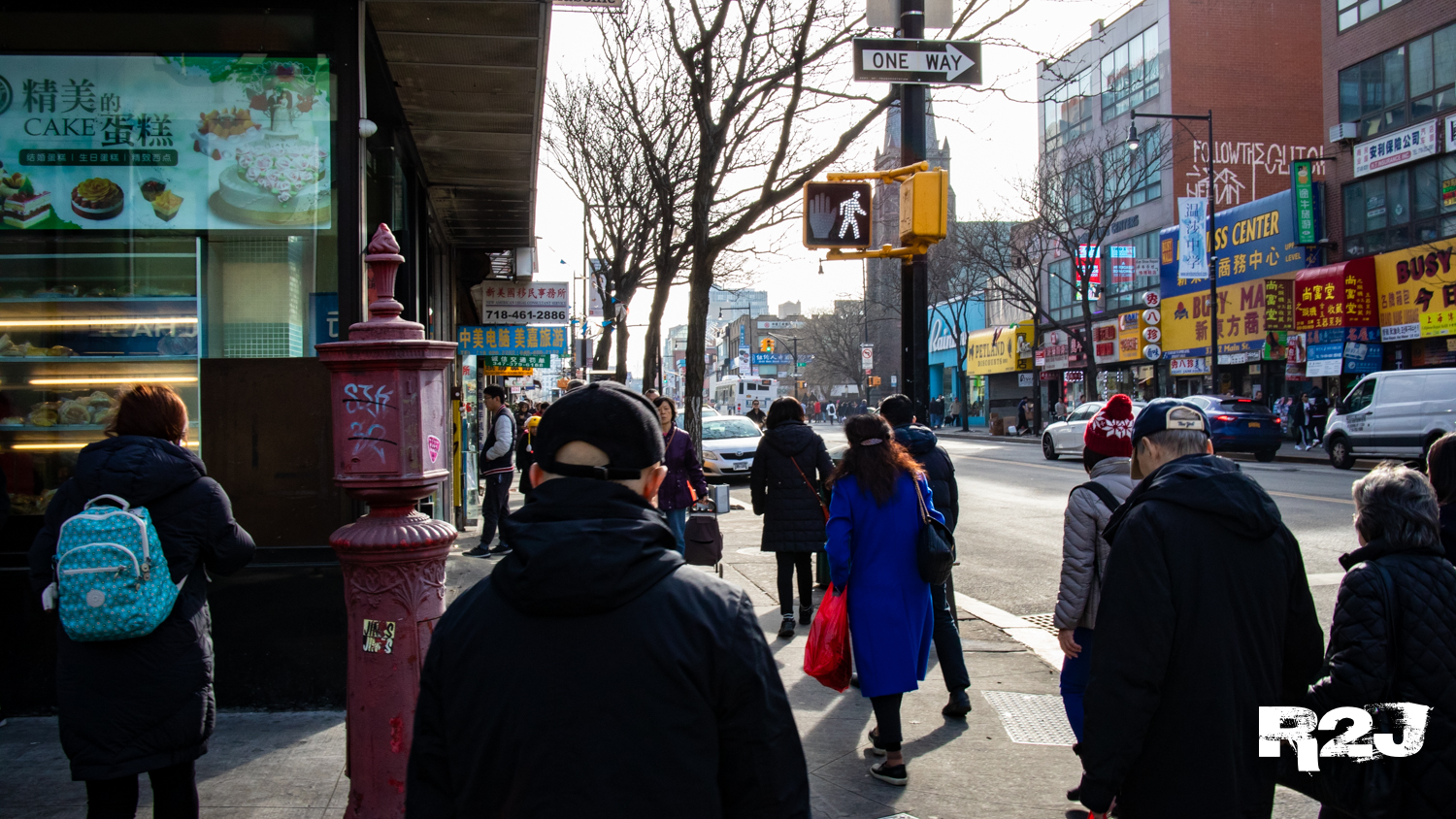 Union Street and Northern Blvd, Flushing