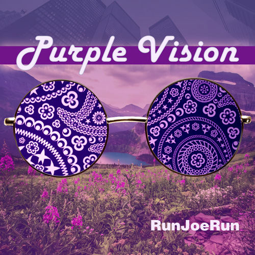 RunJoeRun Purple Vision Album